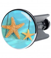Wash Basin Plug Starfish