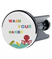 Wash Basin Plug Wash Your Hands
