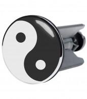 Wash Basin Plug Yin Yang