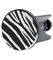 Wash Basin Plug Zebra