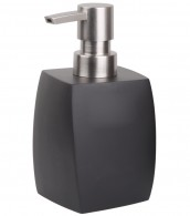 Soap Dispenser Wave Black
