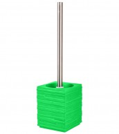 Toilet Brush and Holder Calero Green