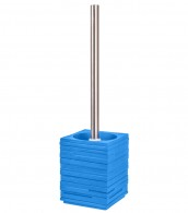 Toilet Brush and Holder Calero Blue