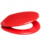 Toilet Seat Red