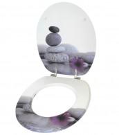 Toilet Seat Energy Stones