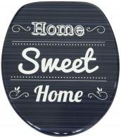 Toilet Seat Home Sweet Home