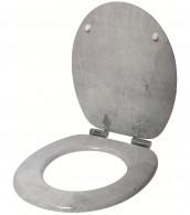 Soft Close Toilet Seat Concrete