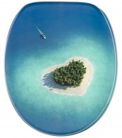 Toilet Seat Dream Island