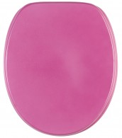 Soft Close Toilet Seat Glittering Pink