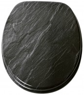 Soft Close Toilet Seat Granite