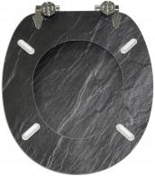Soft Close Toilet Seat Granite