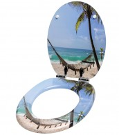 Soft Close Toilet Seat Holiday