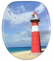 Soft Close Toilet Seat Lighthouse
