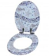 Soft Close Toilet Seat Mosaic World