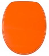 Toilet Seat Orange