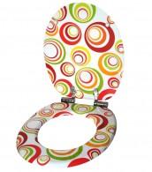 Soft Close Toilet Seat Retro