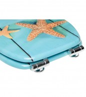 3 Piece Bathroom Set Starfish