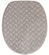 Soft Close Toilet Seat Steel Plate
