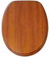 Toilet Seat Mahogany
