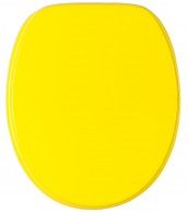 Toilet Seat Yellow