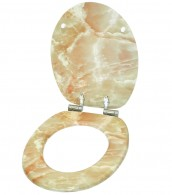 Soft Close Toilet Seat Marble Nature