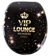 Soft Close Toilet Seat VIP Lounge
