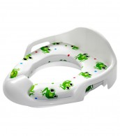 Toilet Trainer Seat White